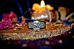 Money & Abundance Ultimate Wealth Spell Wiccan Pagan Ring of Powerful Rewards ~ Vast Money, Luck and More! $$$