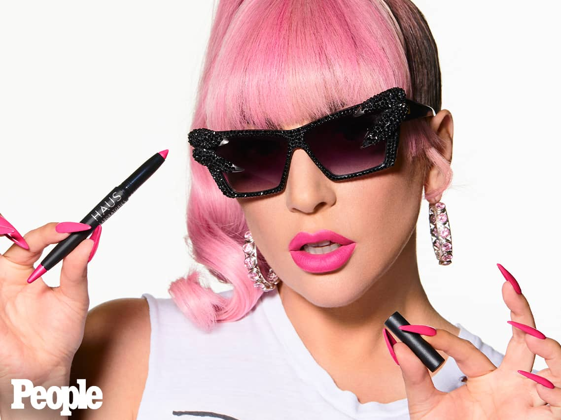 Lady Gaga Just Dropped a 'Makeout-Proof' Lip Crayon — and It's Already Amazon's Hottest Makeup Release