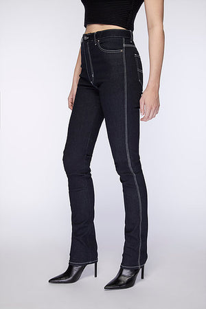 Double Ace Jean. Stretch. Deep Indigo.