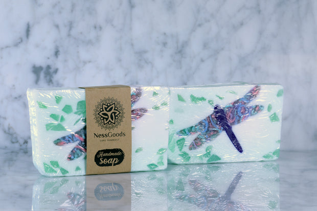Bar Soap 5.8 oz - Dragonfly