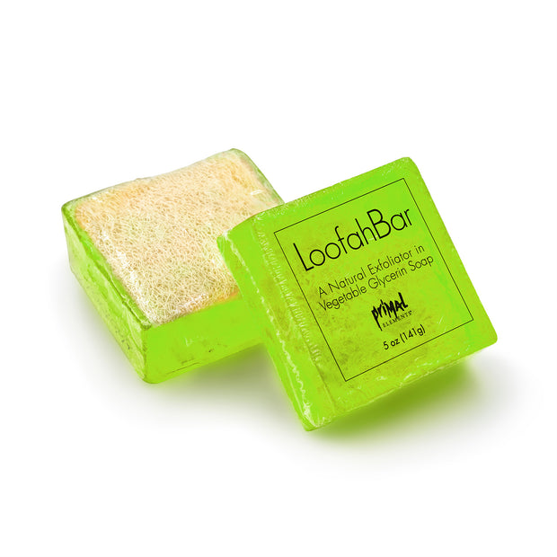Hand Made Loofah Bar 5.0 oz