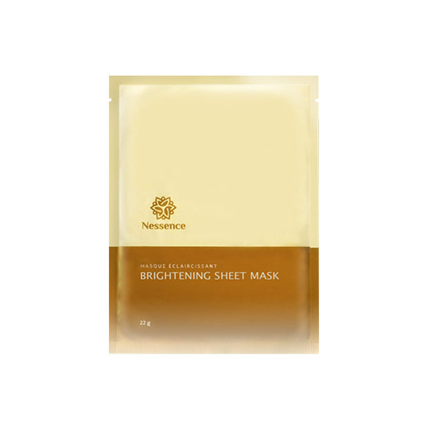 Nessence 5 Pack Brightening Facial Sheet Mask