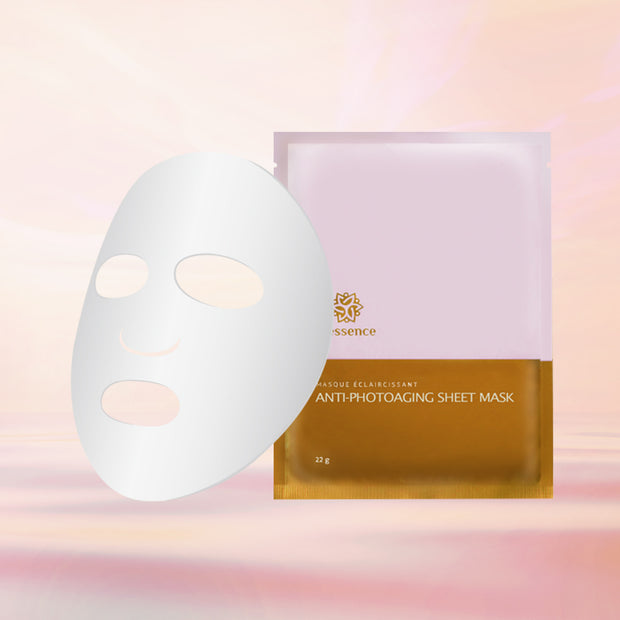 Nessence 5 Pack Anti-Photoaging Facial Sheet Mask
