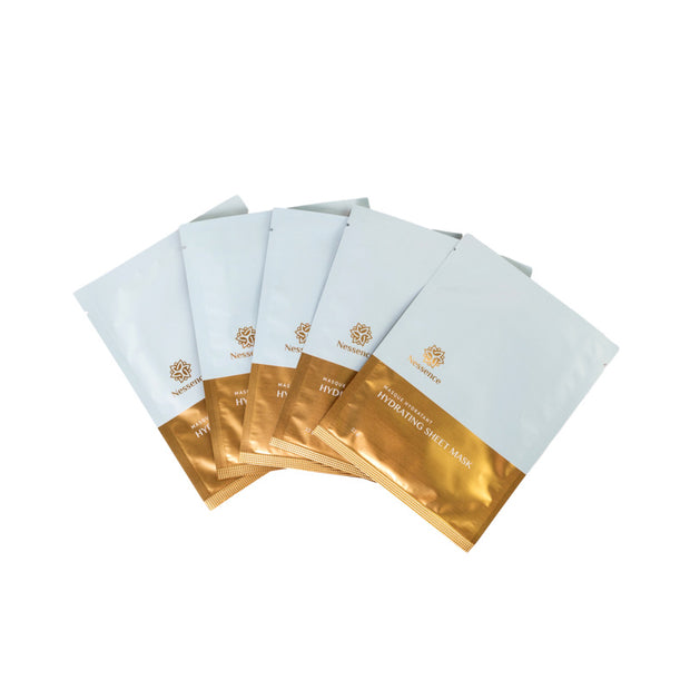 Nessence 5 pack Hydrating Facial Sheet Mask