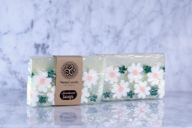 Bar Soap 5.8 oz - Daisy