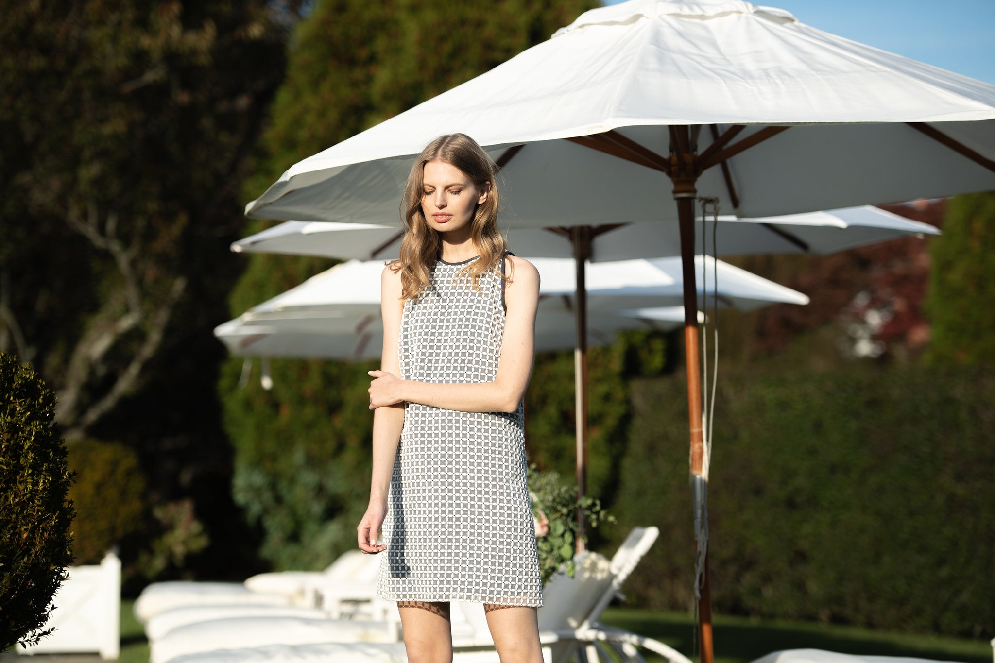 The Sadie Dress | Cloud