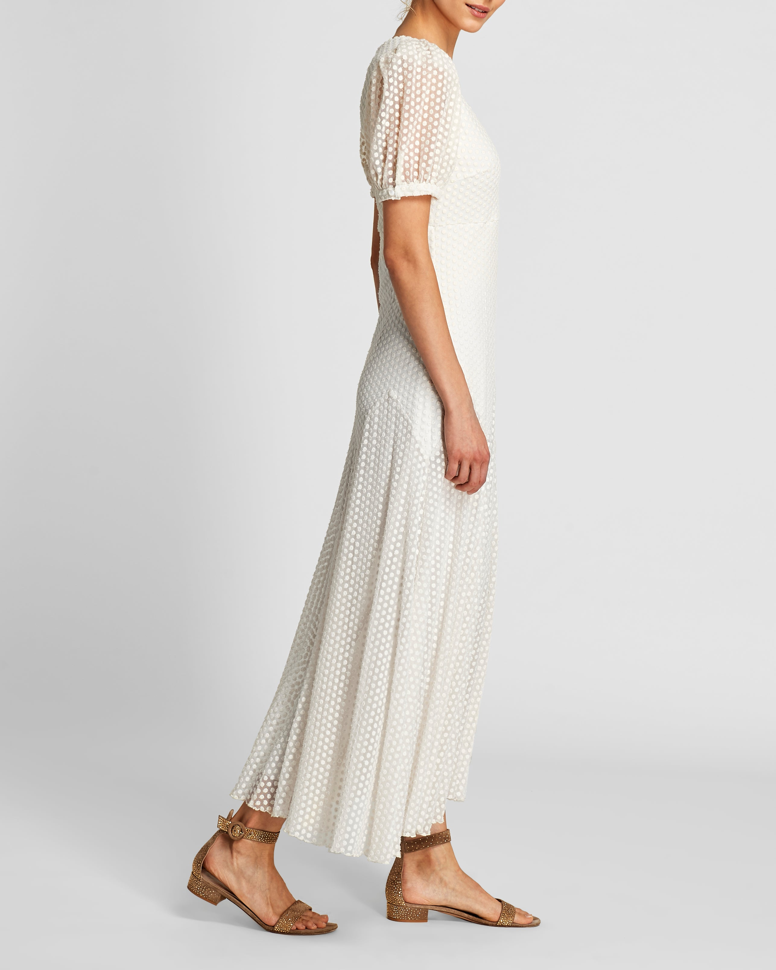 The Daisy Dress | Ivory