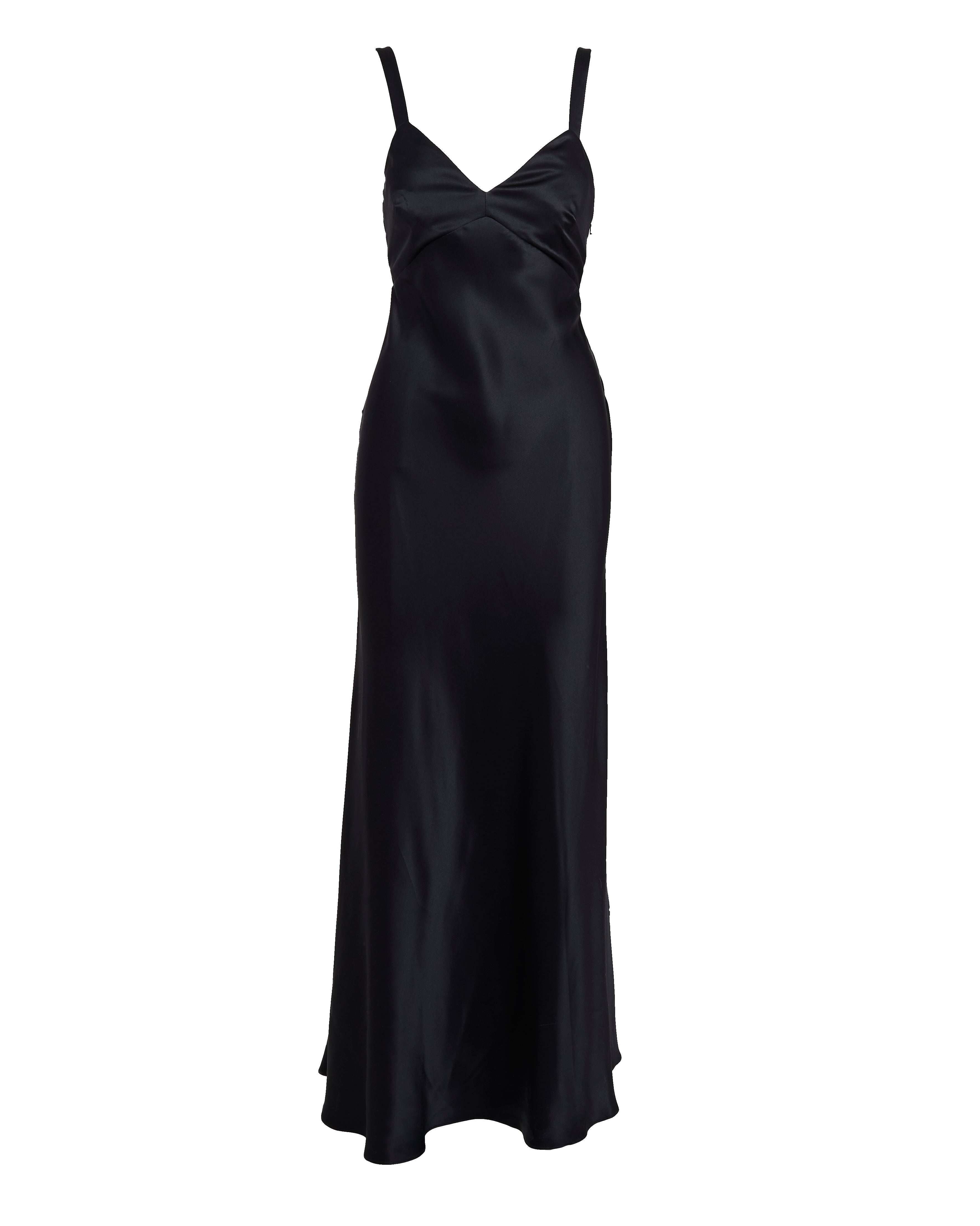 The Tommie Dress | Black