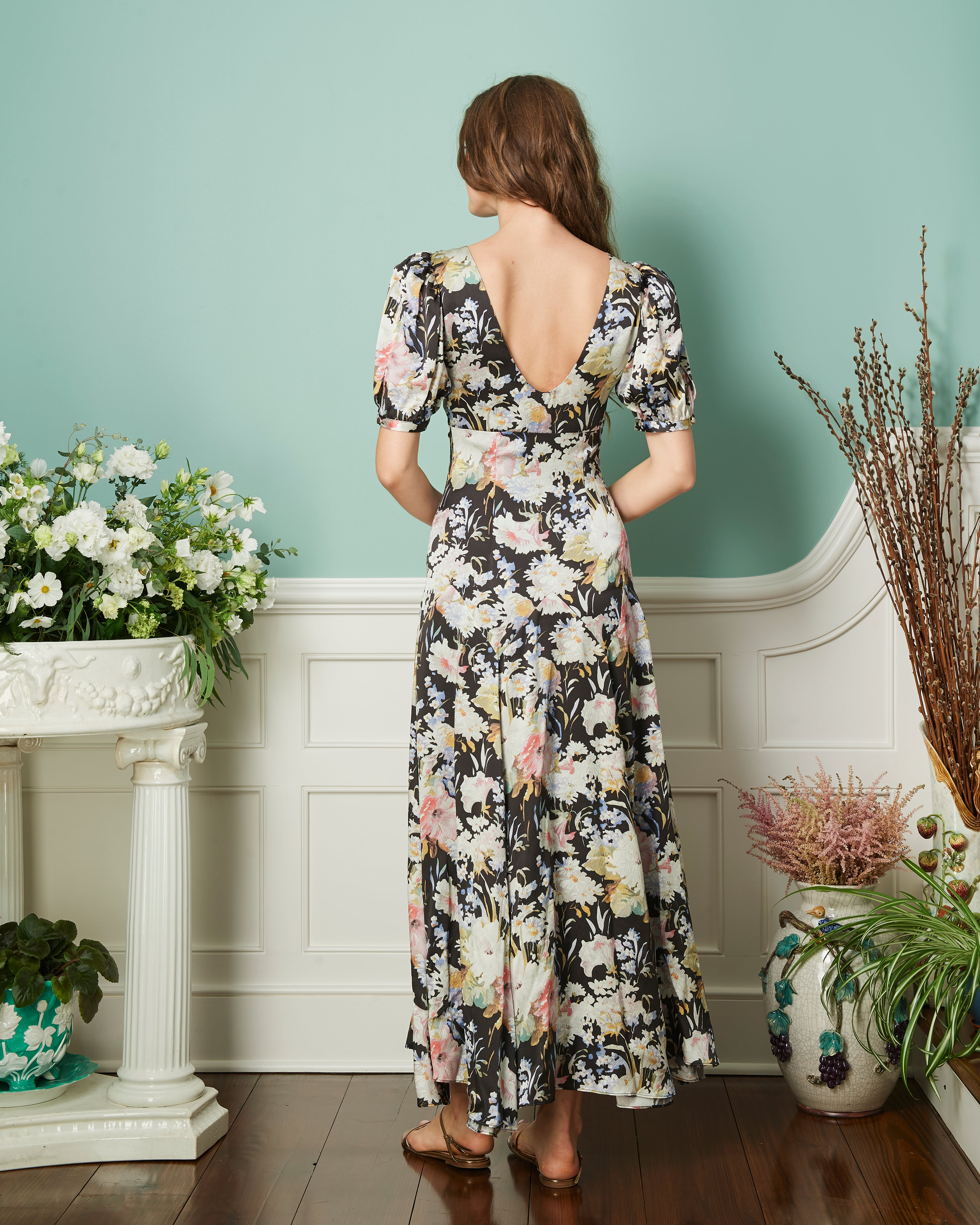 The Cassie Dress | June Blooms