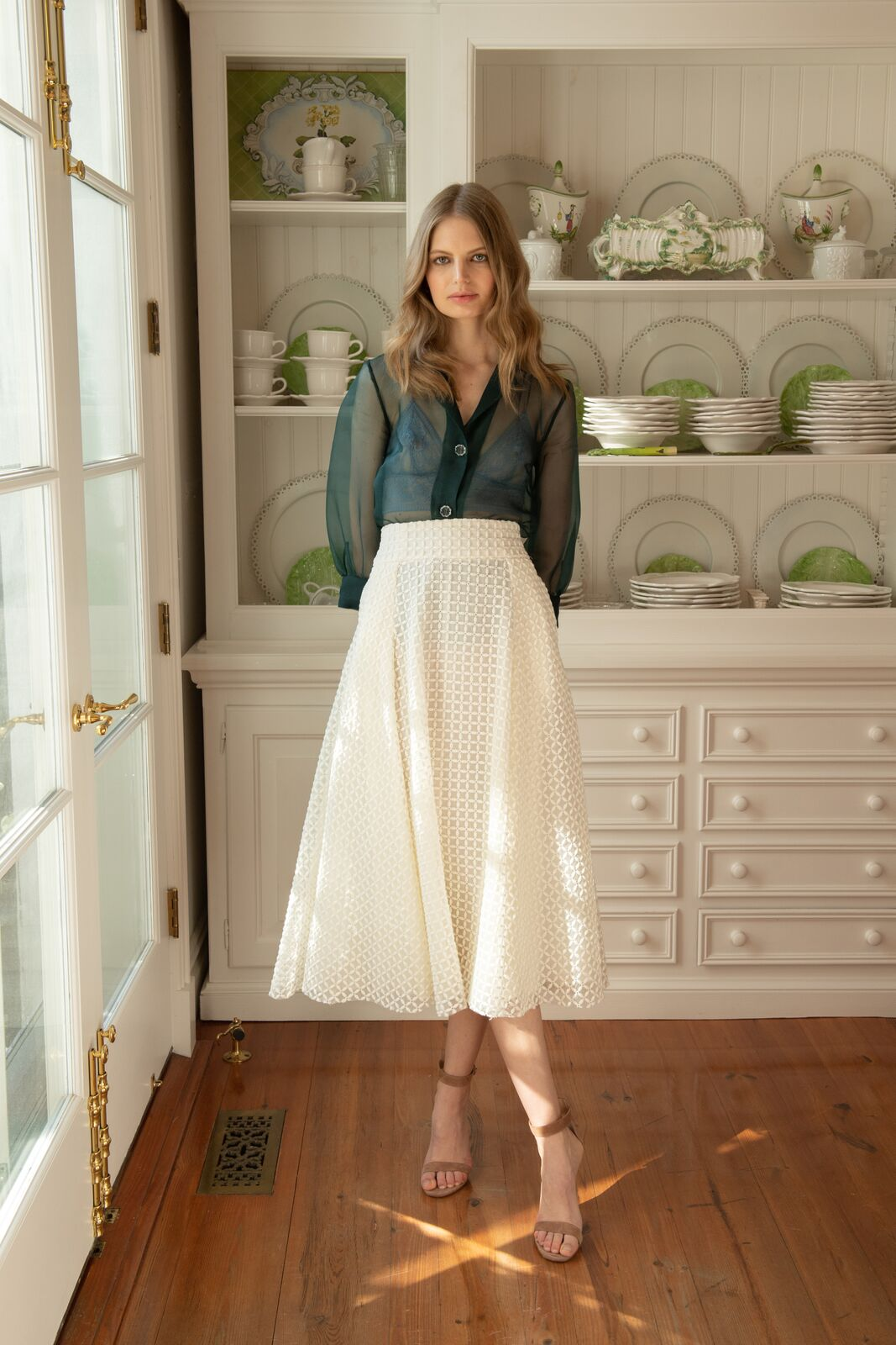 The Annabelle Skirt | Cloud