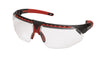 Honeywell 1034836 Avatar black red Frame clear leans