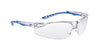 Bolle ILUKA clear lens safety glasses