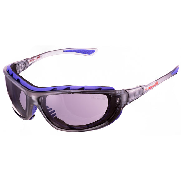 Safety Glasses Honeywell SP1000 2G - Black Frame, Grey Lens