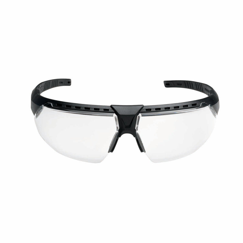 AVATAR Safety Glasses Honeywell 1034831  Black Frame Clear Lens