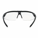 Honeywell avatar black frame clear lens