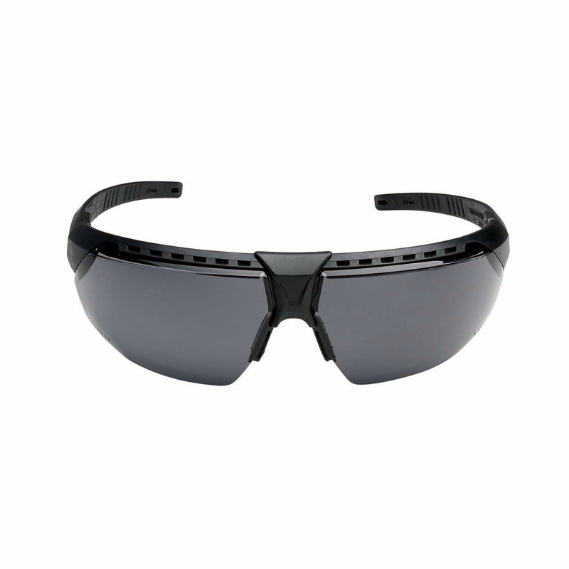 AVATAR Safety Spectacles Honeywell 1034832 Black Frame Grey Lens