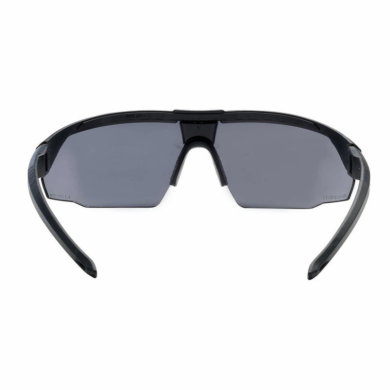Safety spectacles honeywell avatar black frame grey lens