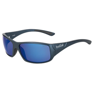 Bolle Kingsnake - 11896 / Matt Blue Polarized Offshore Blue Oleo AR