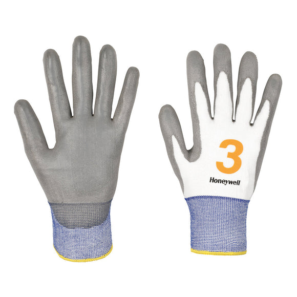 Honeywell VERTIGO GREY PU 3 Glove