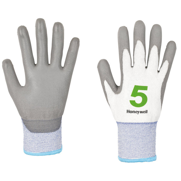 Honeywell VERTIGO GREY PU 5 Glove