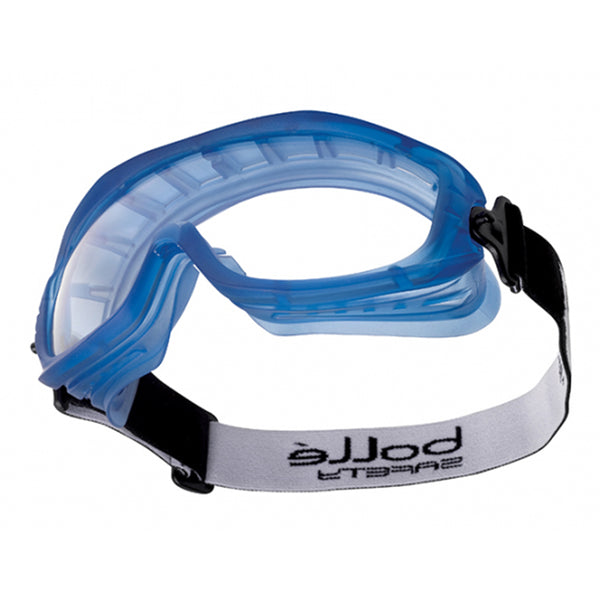 Bolle ATOM ATOEPSI Sealed Safety Goggles - Clear Lens
