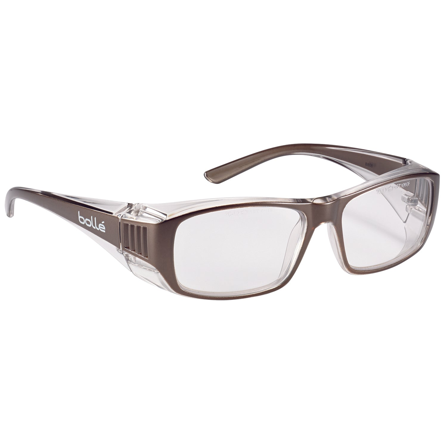 be7e500e72c9 Bolle B808 Safety Clear Lens - PROTECTIVE AND LIGHTWEIGHT – Alive ...