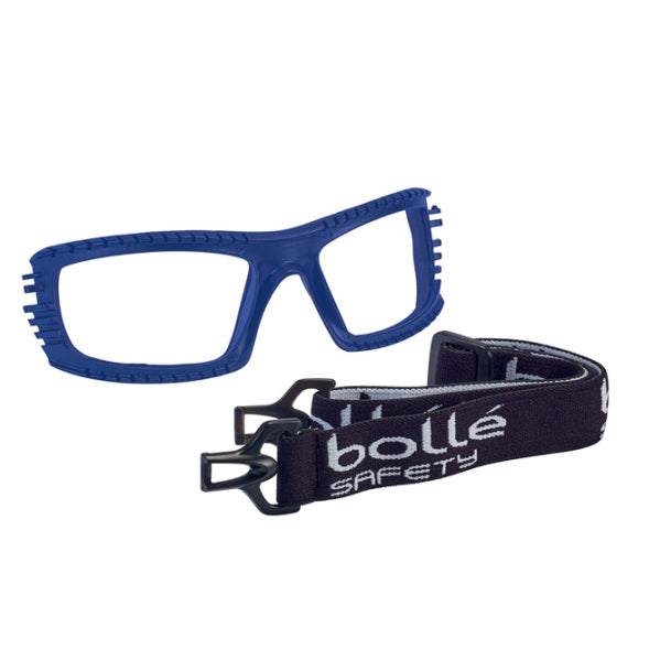 Bolle BAXTER BAXPSF Safety Goggles Smoke Lens
