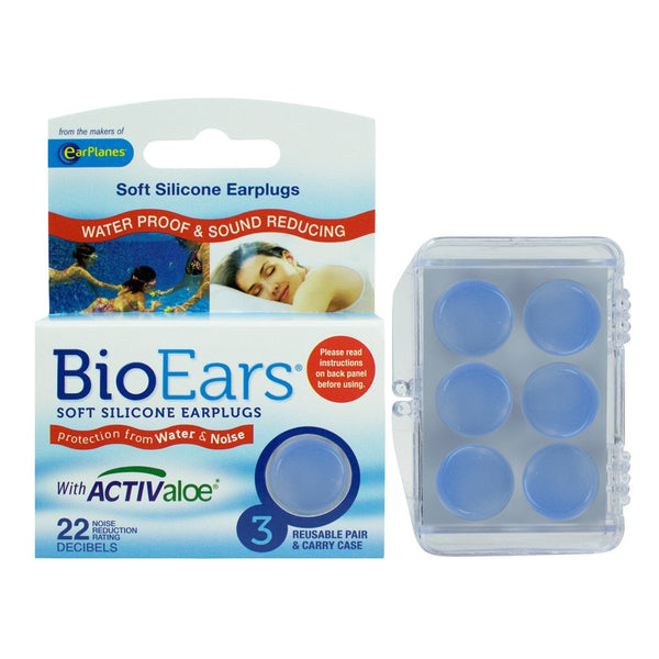 Cirrus Healthcare BioEars Soft Silicone Ear Plugs 1