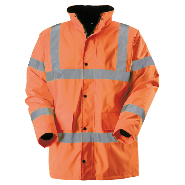 Blackrock Hi-Vis Coat - Orange