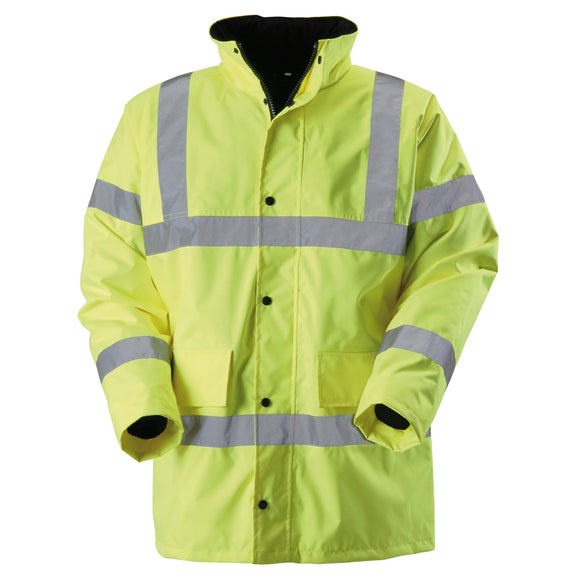 Blackrock Hi-Vis Coat - Yellow