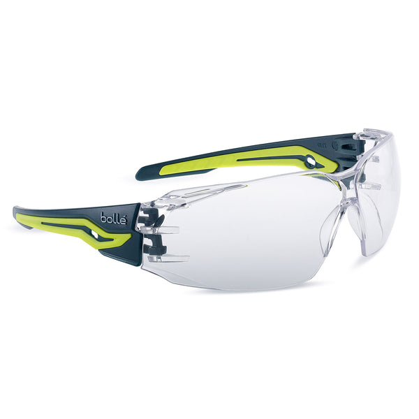 Bolle SILEX + SILEXPPSI Safety Glasses Clear Lens