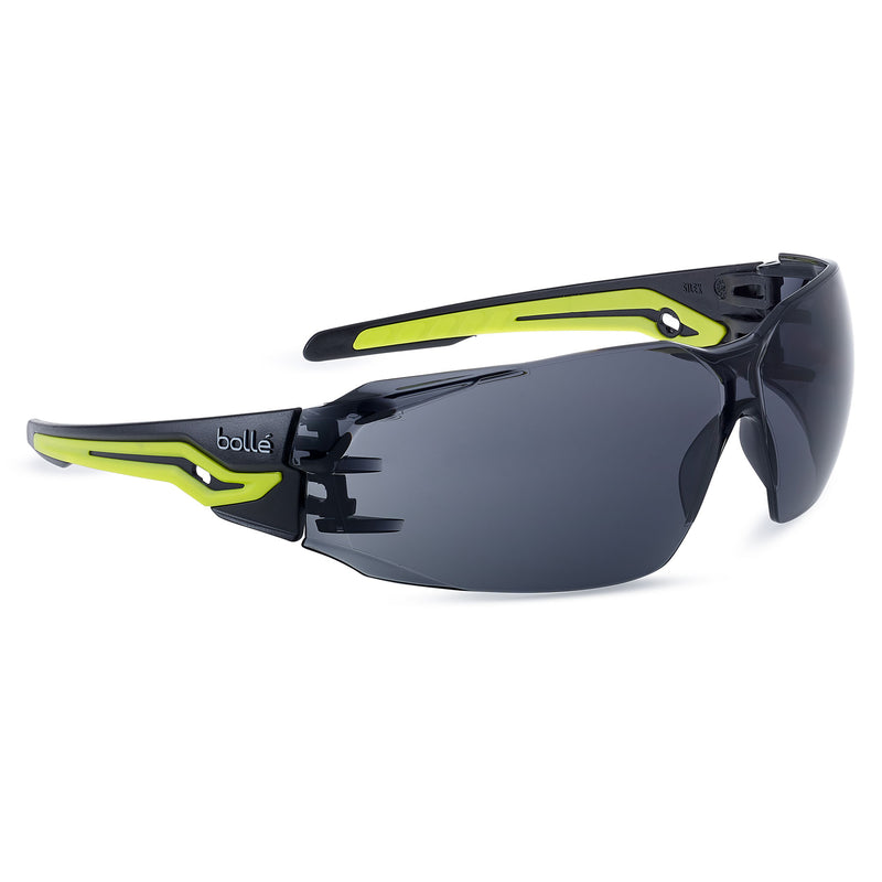 Bolle SILEX+ SILEXPPSF Safety Glasses Smoke Lens