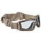Bolle X810 tactical goggles Tan