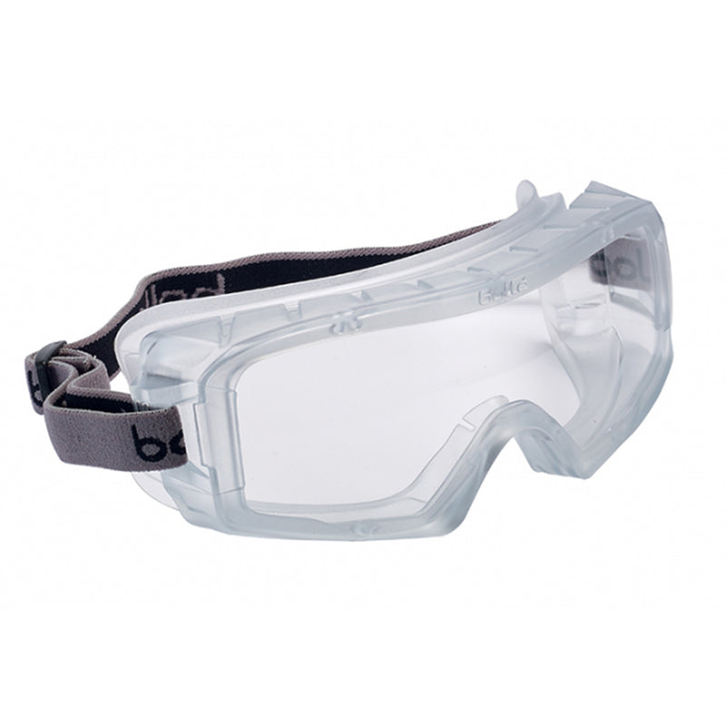 Bolle COVERALL COVERSI Sealed Safety Goggles - Clear Lens