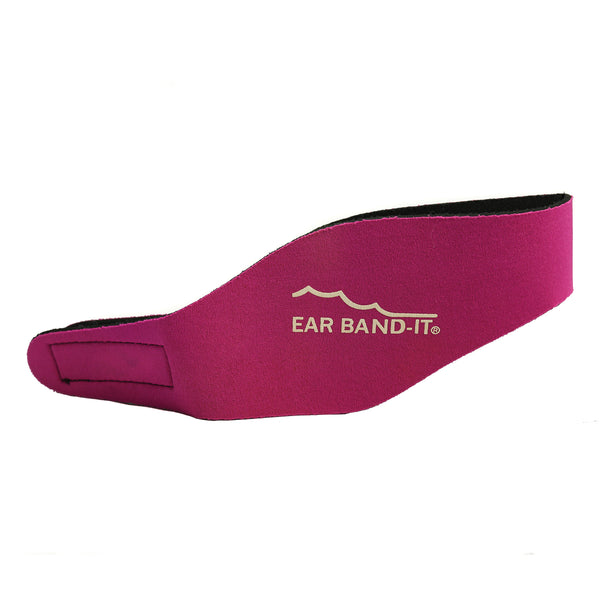 Ear Band-It Swimmer's Headband - Magenta