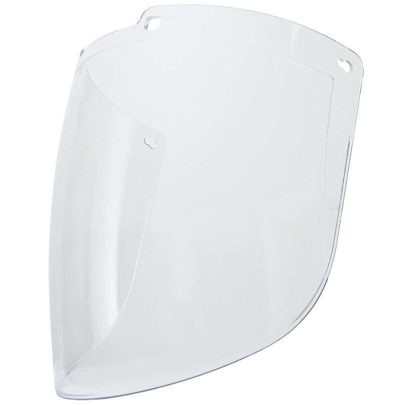 Honeywell 1031743 Turboshield Clear Polycarbonate Uncoated Visor