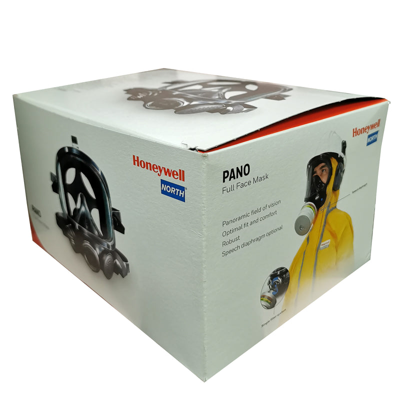 Honeywell 1710395 Panoramasque Full Face Respirator Masks - Sold Without Filters