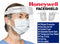 Honeywell  Disposable Face Shield - Clear, Anti-fog