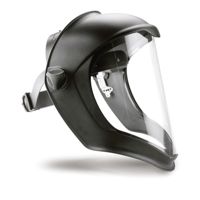Bionic Protective face shield Acetate Uncoated Visor Honeywell 1011933