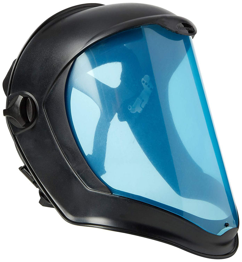 Honeywell 1011624 Bionic Faceshield - Clear, PC Fog-Ban/Anti-scratch Visor