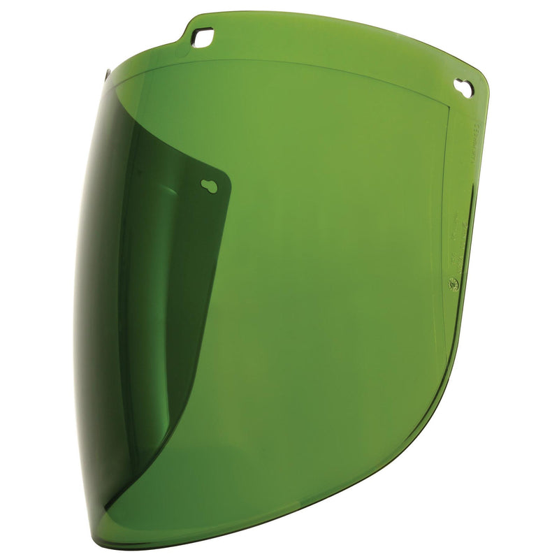 Honeywell 1031747 Turboshield Shade 3.0 Polycarbonate Uncoated Visor