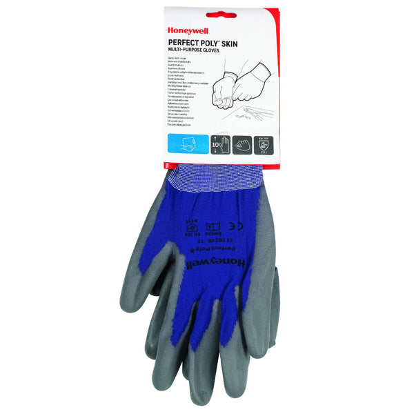 Honeywell 2400260 Pecfect Poly Skin Gloves single pack