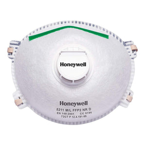 Honeywell 5211 FFP2 NR V mask