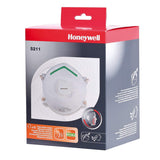 Honeywell 5211 FFP2 NR D V Respirator Mask M/L - Pack of 10