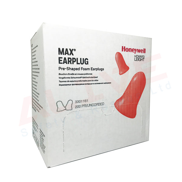Honeywell Howard Leight Max Earplugs SNR 37 dB