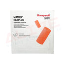 Howard Leight Honeywell Matrix Orange Earplugs SNR 29 dB
