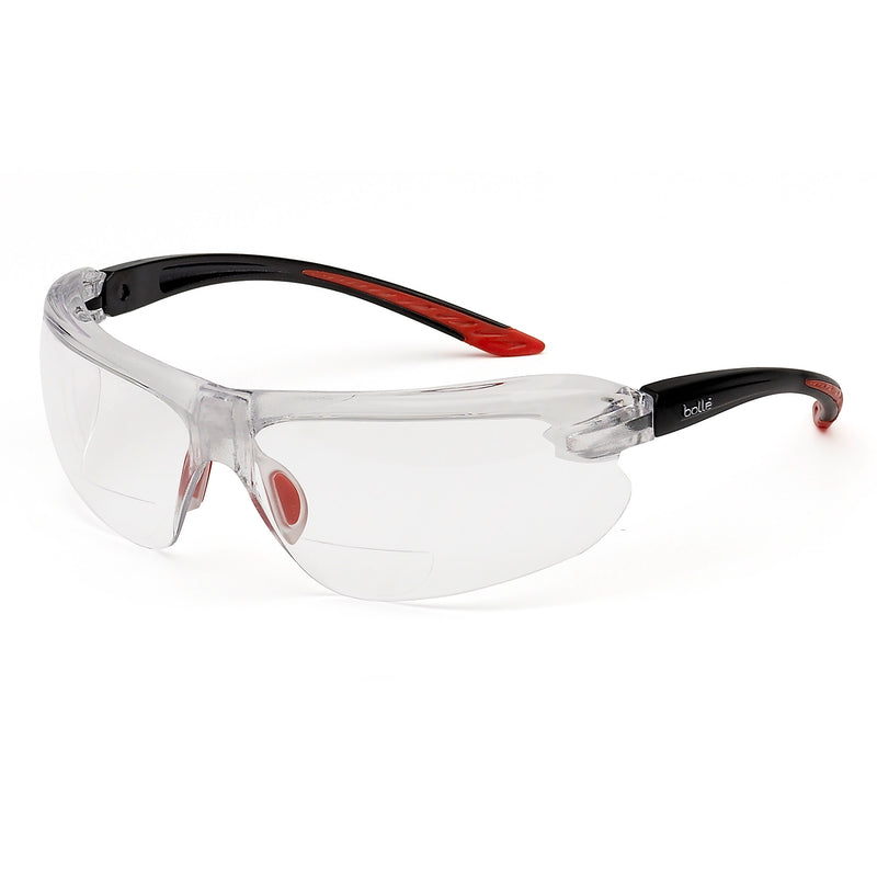 Safety Glasses Bolle IRI-S Clear Lens with Reading Area