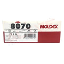 Particle Filter - Moldex 8070 - P2 R D - Box of 8 pieces