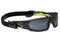 Bolle MERCURO MERPSF Safety Glasses Smoke Lens with strap