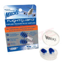 Flight earplugs Mack's Flightguard Airplane Pressure Relief Ear Plugs